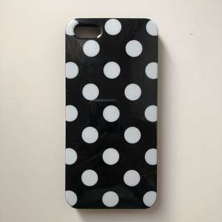 Polka Dot iPhone 5/5s Case