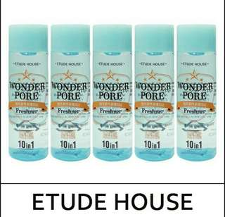 Etude House Wonder Pore Freshner Toner