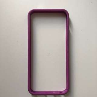 Purple iPhone 5/5s Bumper