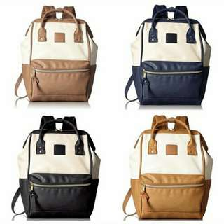 Auth Anello back pack