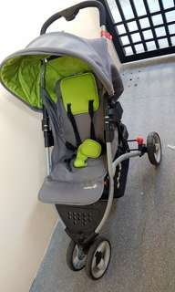 Safety 1st safety first heavy duty stroller