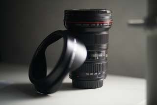 Canon EF 16-35mm 2.8L II condition bagus!