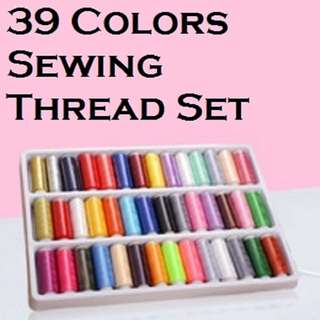 39 Sewing Threads Set (CHEAPEST!)