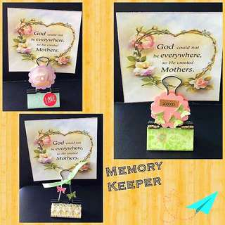 Mini Photo / Message Stands - Mother's Day Edition 💝