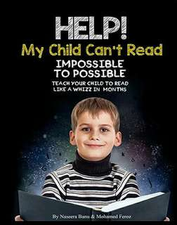 HELP! MY CHILD CAN'T READ