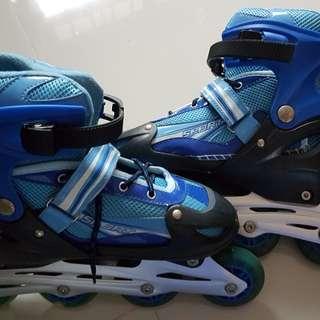 Preloved inline skates - adjustable