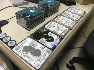 1 Terabyte HDD 2.5 for laptop