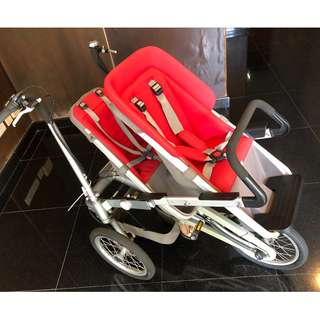 Tagabike (bike cum stroller)