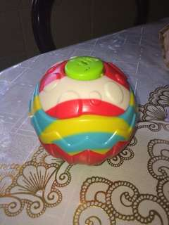 Rolling Puzzle Ball