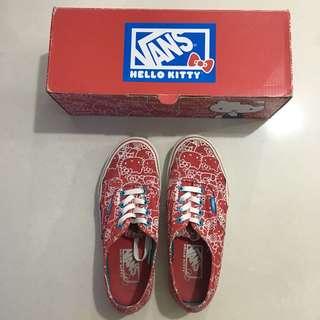 Vans Hello Kitty (Red)