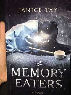 The memory eaters by Janice Tay. #buysinglit
