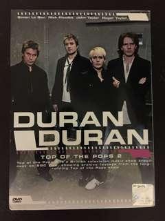 Duran Duran Top Of The Pop DVD