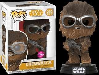Funko POP 239 Chewbacca Star Wars