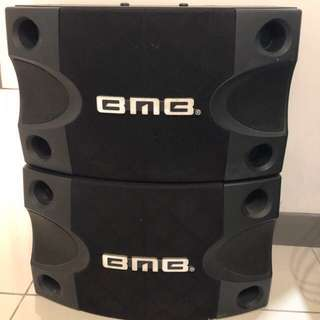 BMB Speaker x 2 (reduced)