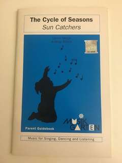 Musikgarten (parent guidebook) - The cycle of seasons... Sun catchers