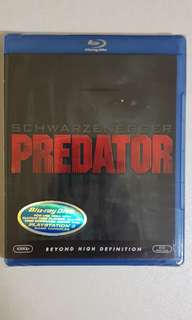 Predator Bluray