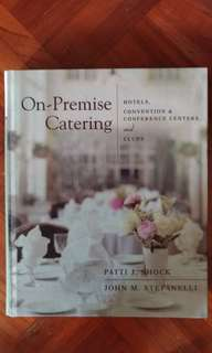 On premise Catering by Patti J.Shock