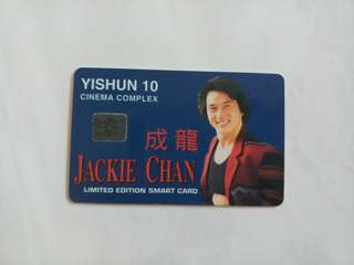 Jacky Chan collectible
