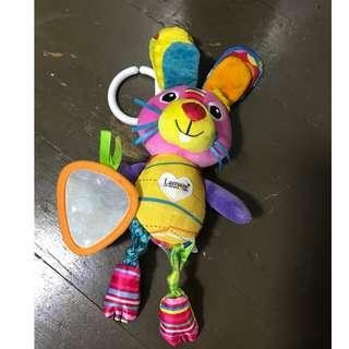 Lamaze Clip & Go Bella The Bunny