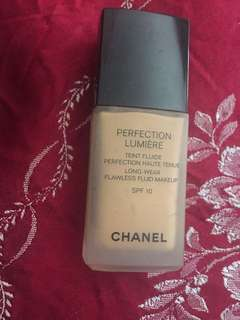 Chanel foundation