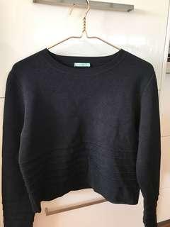 Kookai Black Sweater