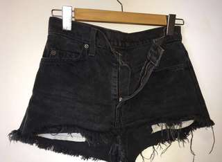 Authentic Levi shorts