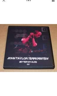 Duran Duran John Taylor Better Off Alive DVDR
