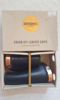 BROOKS ERGON GP1 LEATHER GRIPS