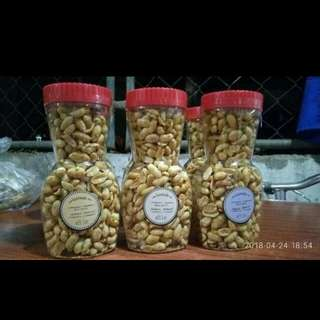Crispy peanut w/garlic