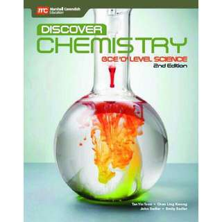 Discover Chemistry Textbook 2nd edition