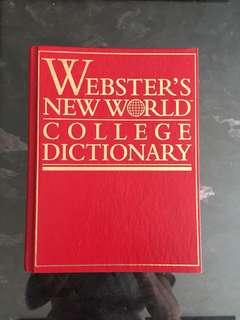 🚚 偉伯英英字典 第三版 值得收藏