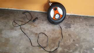 Used Car tyre pump