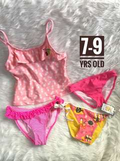 Girls Swimwear swimsuit bikini set