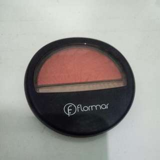 flormar blush on duo 95 coral and beige