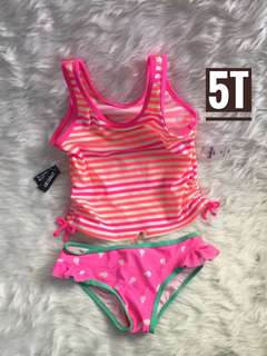 Girl Swimwear swimsuit bikini set
