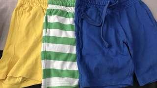 Mothercare shorts set
