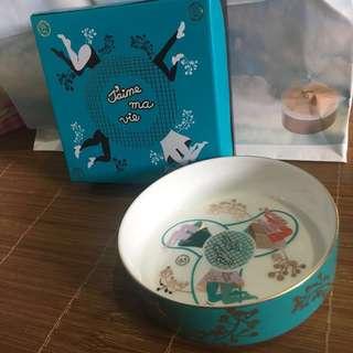 包郵 Lafayet x Christina Suen 八周年限量版甜品盛器