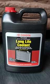 Radiator  Coolant (Sealed)