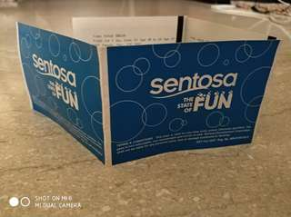 Sentosa, The State of Fun Pass