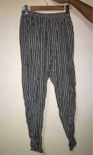 Stripped pants