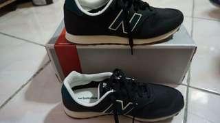 Black New Balance Shoes