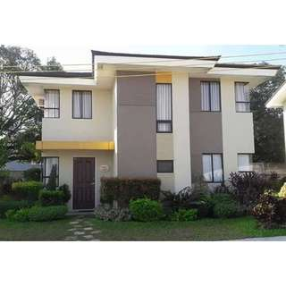 For Sale RFO House and Lot at Southgrove Estates Bacoor Cavite nr SM Molino
