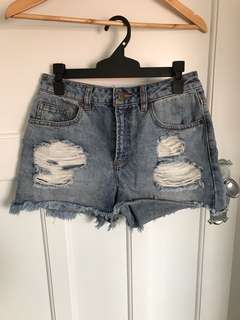 Dotti High Waisted shorts 8