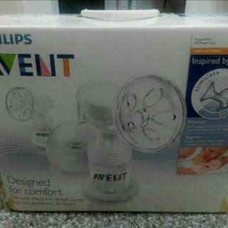 Philips Avent Twin Breast Pump (Electric)