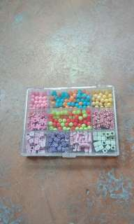 Rainbows  beads