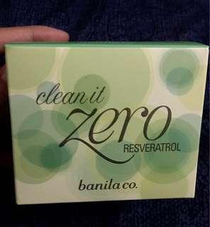 Clean it Zero by Banila co