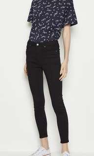 Padini black slim fit jeans
