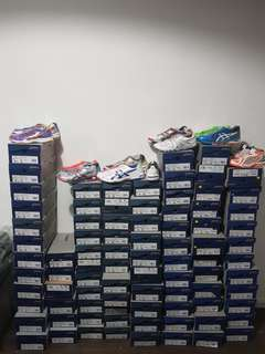 Asics Indoor Court Shoes Clearance