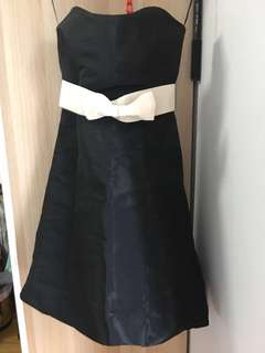 MNG M little black gown