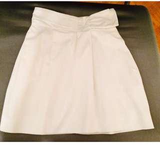 ***90% OFF*** AUTHENTIC BCBG MaxAzria White Tulip Skirt - Size 0